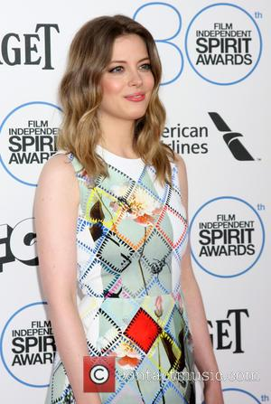 Gillian Jacobs - 30th Film Independent Spirit Awards - Arrivals at Tent on the beach, Independent Spirit Awards - Santa...