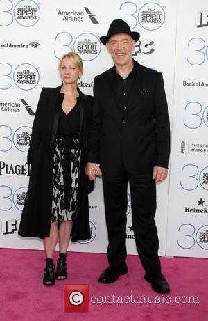 J.K. Simmons - 30th Film Independent Spirit Awards - Arrivals at Tent on the beach, Independent Spirit Awards - Santa...