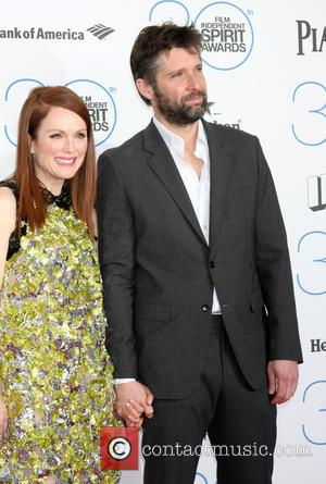 Julianne Moore - 30th Film Independent Spirit Awards - Arrivals at Tent on the beach, Independent Spirit Awards - Santa...