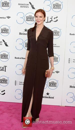 Marcia Cross - 30th Film Independent Spirit Awards - Arrivals at Tent on the beach, Independent Spirit Awards - Santa...