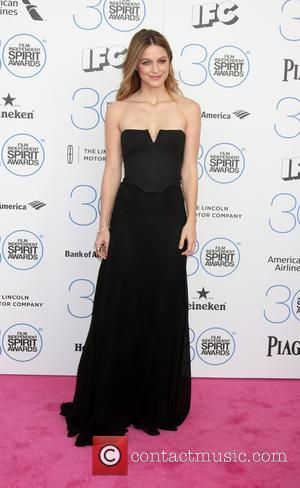 Melissa Benoist - 30th Film Independent Spirit Awards - Arrivals at Tent on the beach, Independent Spirit Awards - Santa...