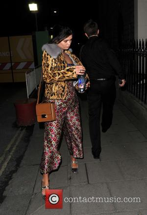 Pixie Geldof - Coca Cola party held at Browns Focus - Arrivals and Departures - London, United Kingdom - Saturday...