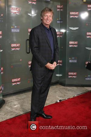 Nigel Lythgoe - GREAT British Film Reception Honoring British Academy Award nominees at London Hotel - West Hollywood, California, United...