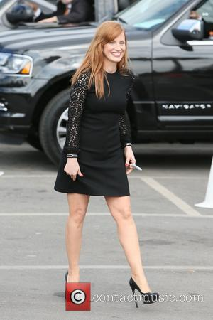 Jessica Chastain - The 30th Film Independent Spirit Awards - Outside Arrivals at Santa Monica, Independent Spirit Awards - Los...