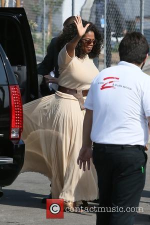 Oprah Winfrey - The 30th Film Independent Spirit Awards - Outside Arrivals at Santa Monica, Independent Spirit Awards - Los...