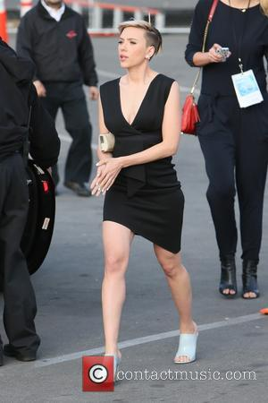 Scarlett Johansson - The 30th Film Independent Spirit Awards - Outside Arrivals at Santa Monica, Independent Spirit Awards - Los...