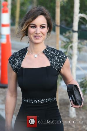 Berenice Marlohe - The 30th Film Independent Spirit Awards - Outside Arrivals at Santa Monica, Independent Spirit Awards - Los...