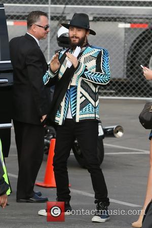 Jared Leto - The 30th Film Independent Spirit Awards - Outside Arrivals at Santa Monica, Independent Spirit Awards - Los...