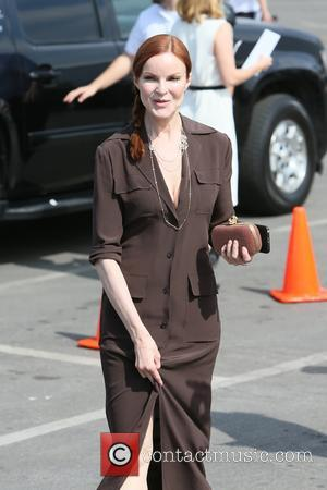Marcia Cross - The 30th Film Independent Spirit Awards - Outside Arrivals at Santa Monica, Independent Spirit Awards - Los...