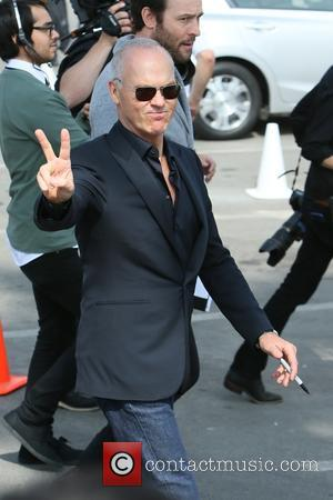 Michael Keaton - The 30th Film Independent Spirit Awards - Outside Arrivals at Santa Monica, Independent Spirit Awards - Los...