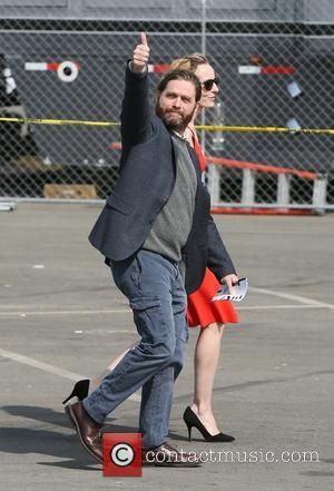 Zach Galifianakis - The 30th Film Independent Spirit Awards - Outside Arrivals at Santa Monica, Independent Spirit Awards - Los...