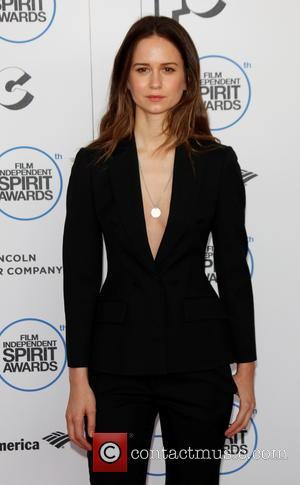 Katherine Waterston - 2015 Film Independent Spirit Awards - Arrivals at Independent Spirit Awards - Hollywood, California, United States -...