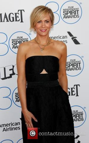 Kristen Wiig - 2015 Film Independent Spirit Awards - Arrivals at Independent Spirit Awards - Hollywood, California, United States -...