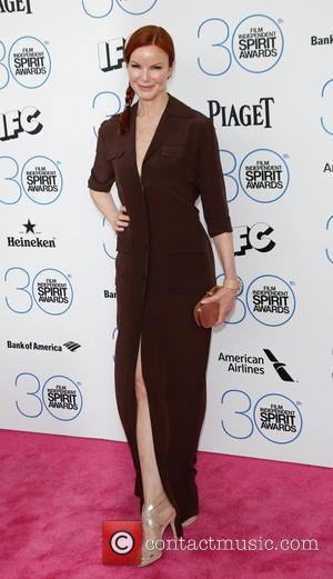 Marcia Cross - 2015 Film Independent Spirit Awards - Arrivals at Independent Spirit Awards - Hollywood, California, United States -...