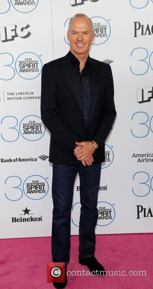 Michael Keaton - 2015 Film Independent Spirit Awards - Arrivals at Independent Spirit Awards - Hollywood, California, United States -...