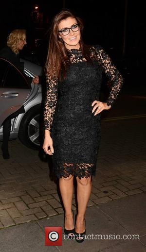 Kym Marsh - Celebrities at the RTE studios for 'The Saturday Night Show' - Dublin, Ireland - Saturday 21st February...