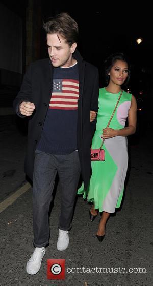 Vanessa White - LFW a/w 2015 - Gareth Pugh - Arrivals - London, United Kingdom - Saturday 21st February 2015