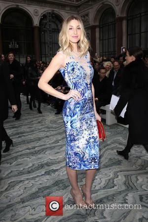 Whitney Port - London Fashion Week Autumn/Winter 2015 - Julien Macdonald - Front Row at London Fashion Week - London,...