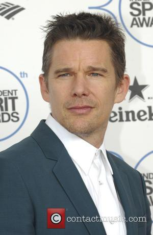 Ethan Hawke - The 30th Film Independent Spirit Awards - Arrivals at Independent Spirit Awards - Los Angeles, California, United...