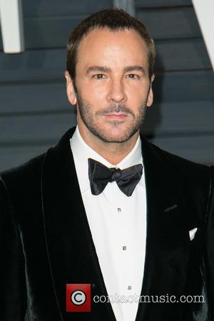 Tom Ford - A host of stars were photographed as they attended the Vanity Fair Oscar Party which was held...