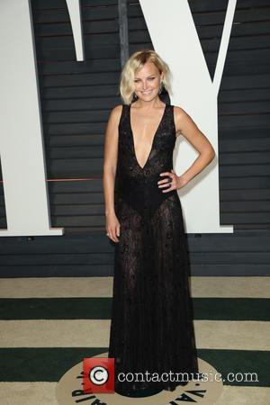 Malin Åkerman - A host of stars were photographed as they attended the Vanity Fair Oscar Party which was held...
