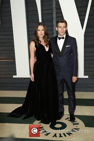 Keira Knightley and James Righton - A host of stars were photographed as they attended the Vanity Fair Oscar Party...