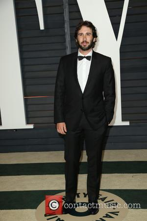 Josh Groban - Celebrities attend 2015 Vanity Fair Oscar Party at Wallis Annenberg Center for the Performing Arts with City...