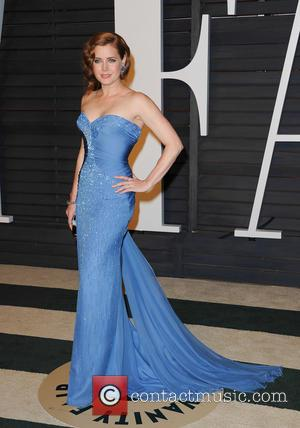 Amy Adams - The 87th Annual Oscars - Vanity Fair Oscar Party at Wallis Annenberg Center for the Performing Arts...