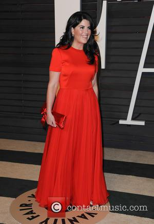 Monica Lewinsky - The 87th Annual Oscars - Vanity Fair Oscar Party at Wallis Annenberg Center for the Performing Arts...
