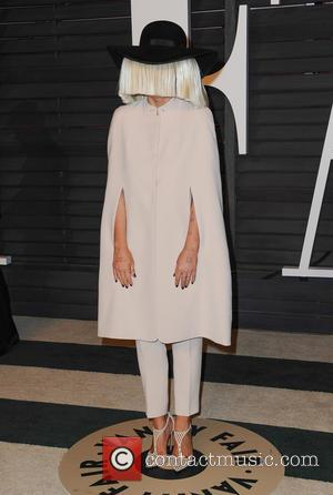 Sia - The 87th Annual Oscars - Vanity Fair Oscar Party at Wallis Annenberg Center for the Performing Arts and...