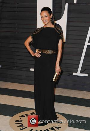 Thandie Newton - The 87th Annual Oscars - Vanity Fair Oscar Party at Wallis Annenberg Center for the Performing Arts...