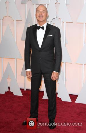 Michael Keaton - Hollywood's biggest stars were snapped on the red carpet as they arrived for the 87th Annual Oscars...