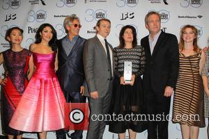 Hong Chau, Yvette Yates, Eric Roberts, Actor Jordan Christian Hearn, Cassandra Kulukundis, Martin Donovan and Shannon Collis