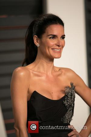 Angie Harmon - Celebrities attend 2015 Vanity Fair Oscar Party at Wallis Annenberg Center for the Performing Arts with City...