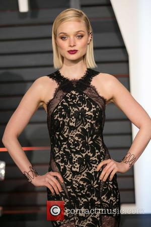 Bella Heathcote - Celebrities attend 2015 Vanity Fair Oscar Party at Wallis Annenberg Center for the Performing Arts with City...