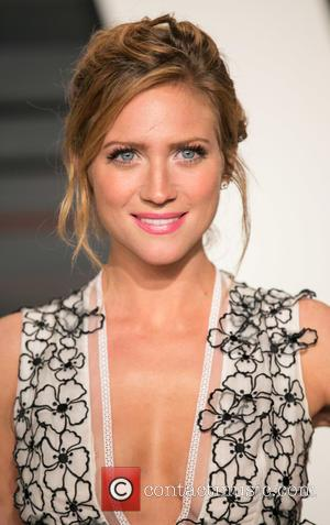 Brittany Snow - Celebrities attend 2015 Vanity Fair Oscar Party at Wallis Annenberg Center for the Performing Arts with City...