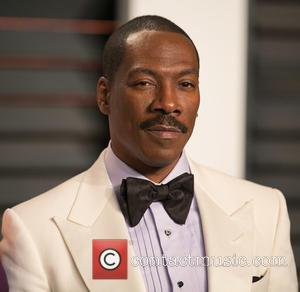 Eddie Murphy Has Put The Comedy Aside In Favour Of A Bit Of Reggae