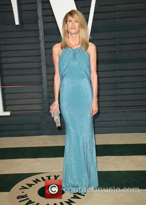 Laura Dern - Celebrities attend 2015 Vanity Fair Oscar Party at Wallis Annenberg Center for the Performing Arts with City...