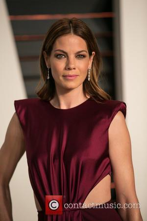 Michelle Monaghan - Celebrities attend 2015 Vanity Fair Oscar Party at Wallis Annenberg Center for the Performing Arts with City...