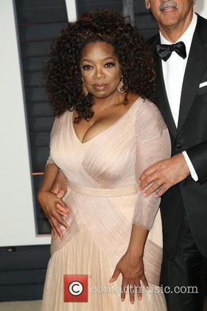 Oprah Winfrey - Celebrities attend 2015 Vanity Fair Oscar Party at Wallis Annenberg Center for the Performing Arts with City...