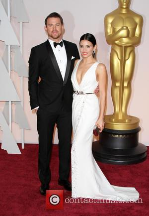 Channing Tatum and Jenna Dewan Tatum - Hollywood's biggest stars were snapped on the red carpet as they arrived for...