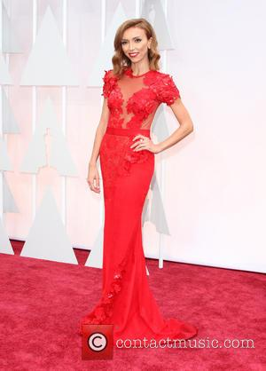 Giuliana Rancic - Hollywood's biggest stars were snapped on the red carpet as they arrived for the 87th Annual Oscars...