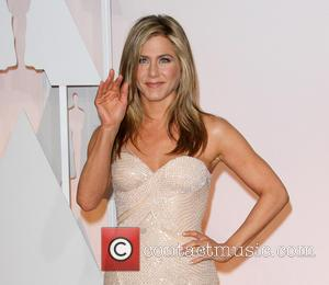 Jennifer Aniston - Hollywood's biggest stars were snapped on the red carpet as they arrived for the 87th Annual Oscars...