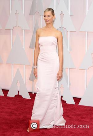 Karolina Kurkova - Hollywood's biggest stars were snapped on the red carpet as they arrived for the 87th Annual Oscars...