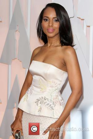 Kerry Washington - Hollywood's biggest stars were snapped on the red carpet as they arrived for the 87th Annual Oscars...