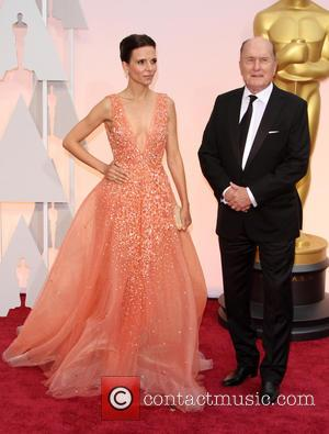 Robert Duvall and Luciana Pedraza