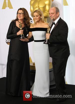 Frances Hannon, Reese Witherspoon and Mark Coulier