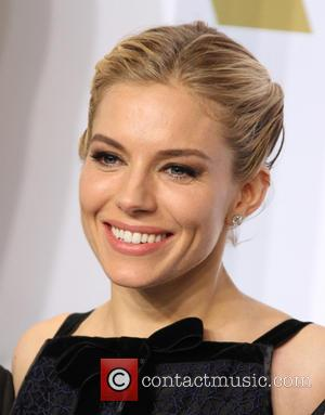 Sienna Miller Cuts Face In Onstage Accident