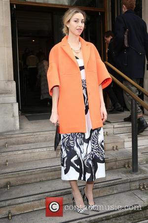 Whitney Port - London Fashion Week Autumn/Winter 2015 Issa - Outside Arrivals at London Fashion Week - London, United Kingdom...