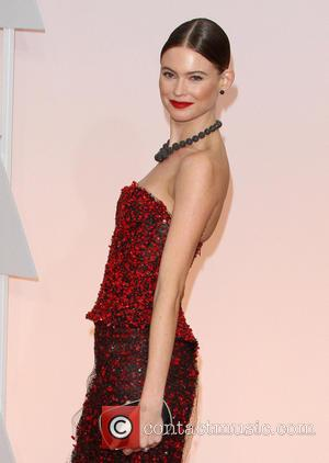 Behati Prinsloo - Hollywood's biggest stars were snapped on the red carpet as they arrived for the 87th Annual Oscars...